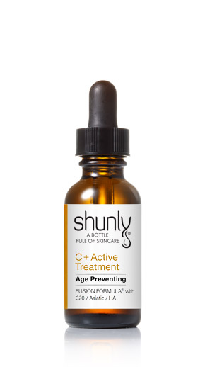 C + Active Treatment, Age Preventing Serum from Shunly Skincare