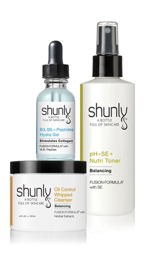 Oily/Blemishes Skin Care Combo Set