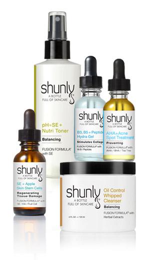 Advanced Acne Treatment Combo Set