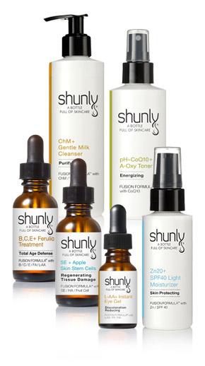 Anti-Aging Skin Care Treatment Combo