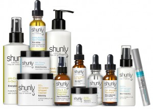 skincare products for business