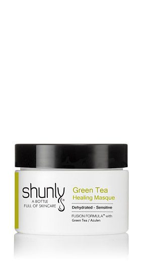 Green Tea Healing Skincare Masque