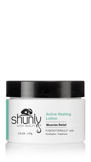 Active Healing Lotion for Muscle Relief