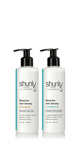 Bioactive Hair Density Shampoo and Conditioner