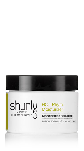 HQ + Phyto Moisturizer, Discoloration Reducing Moisturizer