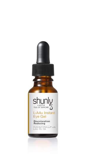 Shunly Skincare L-AA + Instant Eye Gel