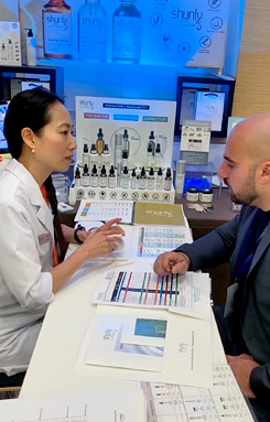 Founder Skin Care Consultation