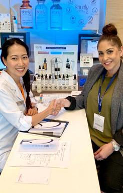 Shunly Skincare founder women's skin care consultation